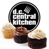 D.C. Central Kitchen logo with cupcakes
