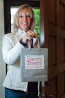 Savvy Treats delivery